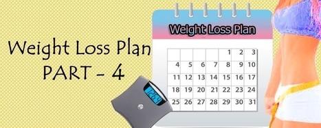 Weight Loss Plan – Part IV | Fat Burn | Scoop.it