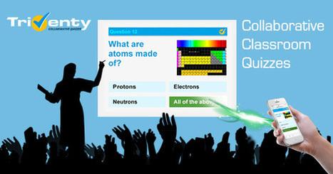 Triventy | Des quiz interactifs pour apprendre en jouant | Outils et pratiques innovantes de formation | Scoop.it