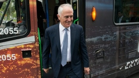 Malcolm Turnbull puts high-speed rail to Sydney's second airport on fast track | Learning Happens Everywhere! | Scoop.it