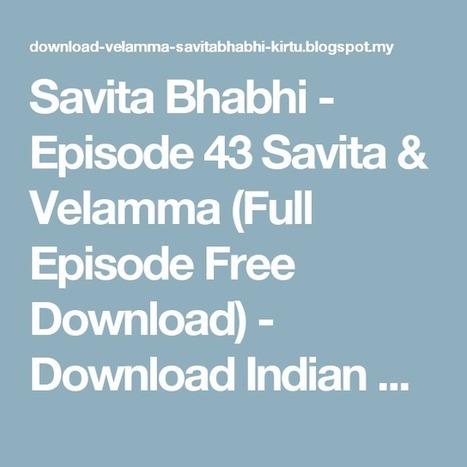 velamma all episode hindi pdf download