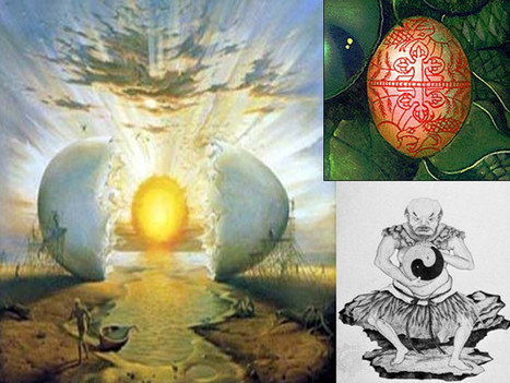 El mito Chino de la creación | Origen del Mundo a través de los Mitos | Scoop.it