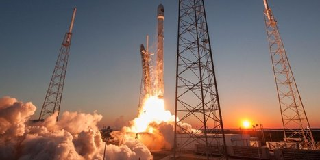 SpaceX just asked permission to launch 4,425 satellites — more than orbit Earth today | Business Transformation | Scoop.it