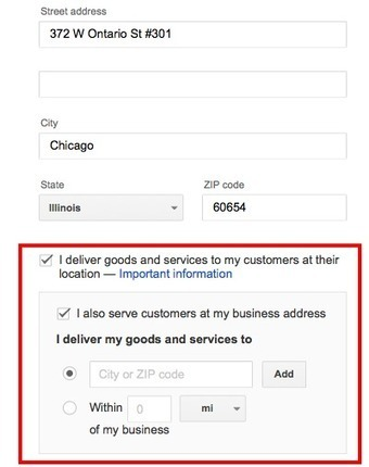 How to Create a Google+ Local Page (and Get Free Traffic) – UpCity | BIZ BUZZ for Start-up, Small and Medium sized Food Businesses. | Scoop.it