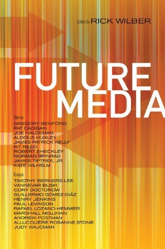 Strange Horizons Reviews: Future Media, edited by Rick Wilber, reviewed by T. S. Miller | I want more science fiction | Scoop.it