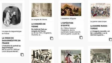 L'histoire par l'image. Utiliser l'image pour expliquer l'histoire – Les Outils Tice | Humanidades digitales | Scoop.it