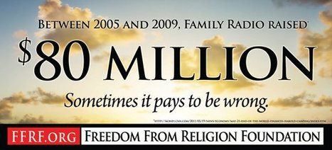 The FFRF's Controversial 'Fool Me Once' Billboard Campaign | Friendly Atheist | Modern Atheism | Scoop.it