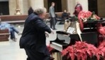 Piano At Train Station Plays Music In Response To Peoples' Actions - DesignTAXI.com | Radio Show Contents | Scoop.it