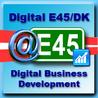 DigitalE45DK - Digital Business Development along Highway E45 - Denmark