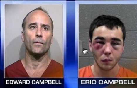 Strange How No One Is Calling Texas Father And Son Murderers Who Shot At Cops 'White Thugs', Isn't It? | FreakOutNation | Upsetment | Scoop.it