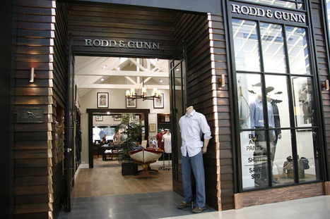 Clothing Store Interior Design Ideas : Rodd U0026 Gunn Chadstone Store