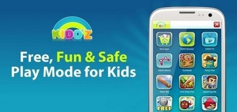 #KIDOz , el Navegador #Web pensado para niños, ya en #Tabletas y #Smartphones #Android | Mobile Management | Scoop.it