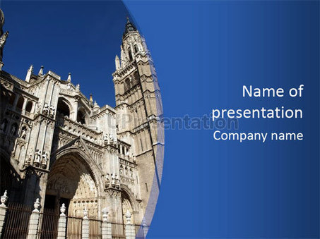 Powerpoint 4u page 2739 scoop cathedral height chorus powerpoint template id 0000039123 upresentation toneelgroepblik Choice Image