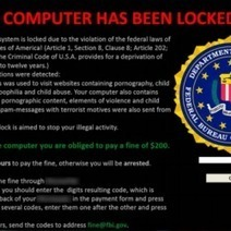 Cybercriminelen verdienen miljoenen per jaar aan Ransomware | Z_oud scoop topic_CybersecurityNL | Scoop.it