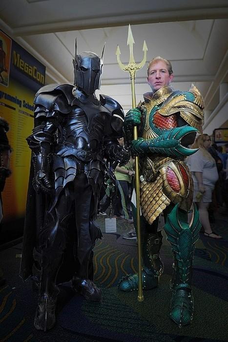 Medieval Superhero Duo [Pic] | All Geeks | Scoop.it