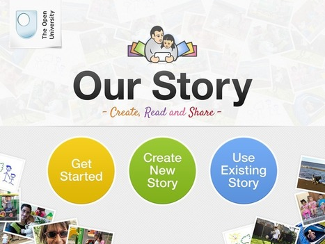 Publish Stories on iPads | Digital Storytelling Tools, Apps and Ideas | Scoop.it