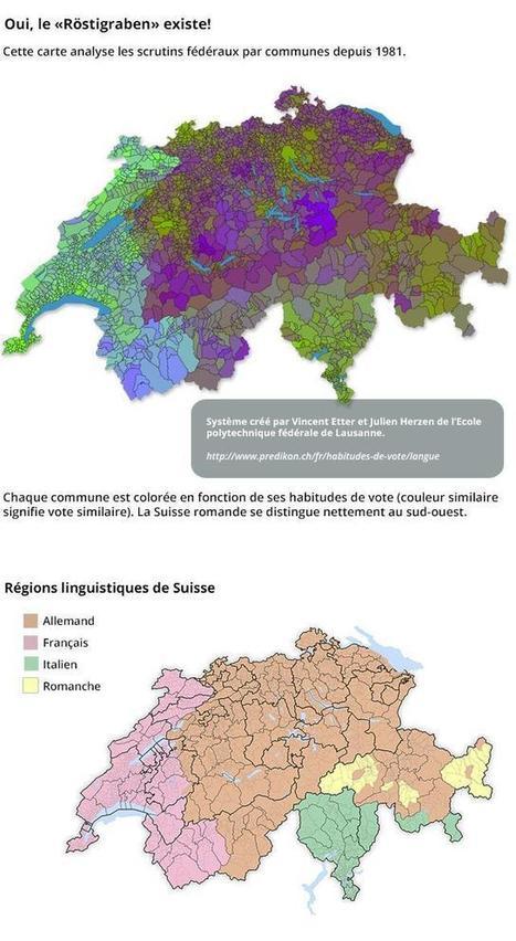 La «barrière de röstis»: un fossé qui relie les Helvètes - swissinfo.ch | Röstigraben Relations | Scoop.it