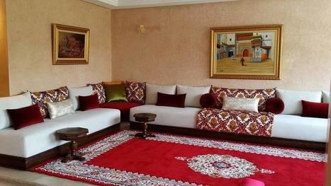 Salon marocain moderne à vendre pas cher...