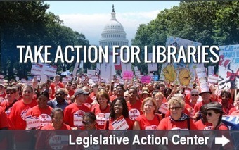 I Love Libraries | An initiative of the American Library Association | Advocating for School Libraries | Scoop.it