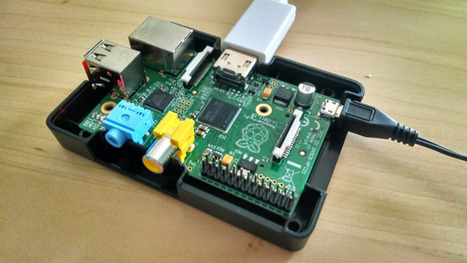 Using a Raspberry Pi, RFID tags, man builds audiobook player for his nearly ... | Raspberry Pi | Scoop.it