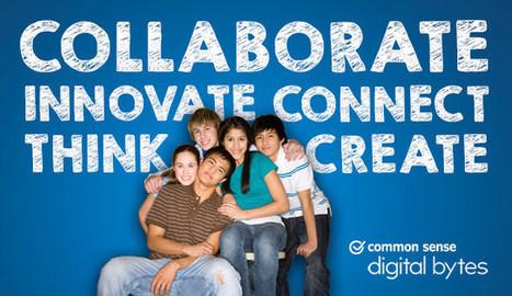 Digital Bytes | Common Sense Media | Digital Citizenship for Students, Teachers, and Parents | Scoop.it