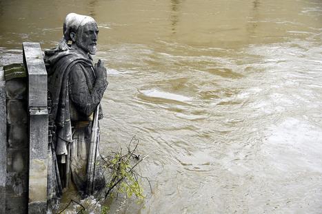 Crue de la Seine : comment les musées menacés s'organisent pour prévenir les inondations | Art contemporain et culture | Scoop.it