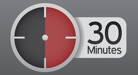 LinkedIn for Sales People in 30 Minutes a Week | Social Media Italy | Scoop.it