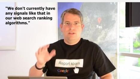 Do Social Signals Impact SEO? | Digital, Social Media and Internet Marketing | Scoop.it