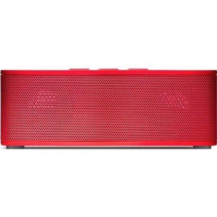 Urge Basics UG-SNDBRCKRED Soundbrick Bluetooth Stereo Speaker Built-in Mic Red