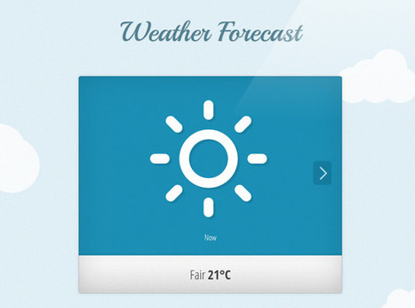 How to use Geolocation and Yahoo's APIs to build a simple weather webapp   jQuery-Javascript   Scoop.it