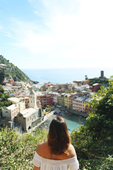 My Complete 3 Week Itinerary to Italy - To Vogue or Bust | Italia Mia | Scoop.it