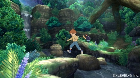 Meet Studio Ghibli's PlayStation 3 game, Ni No Kuni | Digital Lifestyle Technologies | Scoop.it