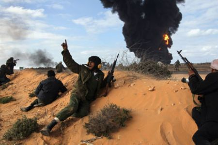 Russian photographer depicts war-torn #Libya   From Tahrir Square   Scoop.it