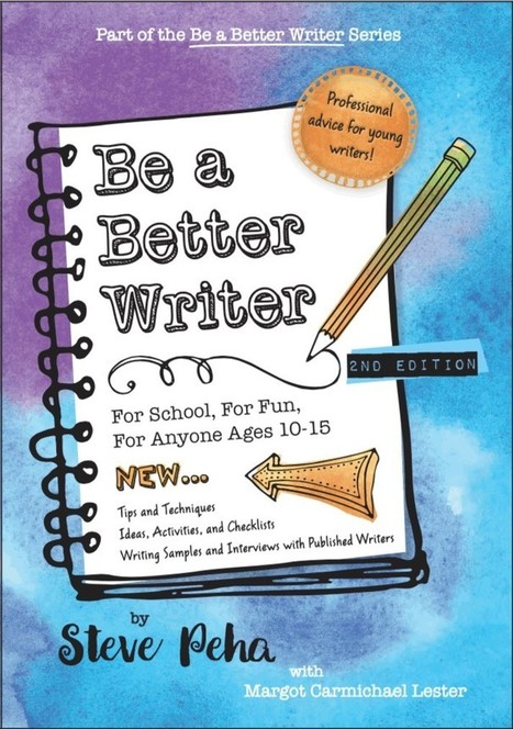 Be a Better Writer, a review by Vicki Spandel | 6-Traits Resources | Scoop.it