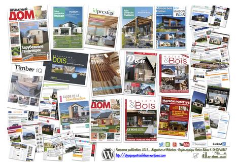 Publications 2016… sur webzines et magazines, maisons bioclimatiques en Bretagne- a.typique Patrice Bideau | architecture..., Maisons bois & bioclimatiques | Scoop.it