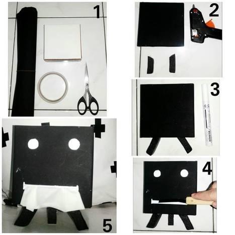10 Ide Model dan Cara Membuat Kotak Tisu Tempat Tisu Dari Bahan Bekas  b478ece835
