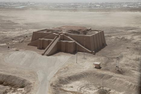 Ziggurat of Ur - Smarthistory | Ancient History | Scoop.it