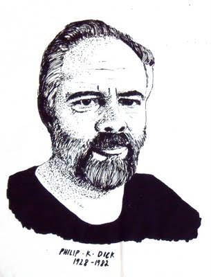 Caitlin Hinshelwood Portrait T-Shirts: Philip. K. Dick | AUTONOMIC | Scoop.it