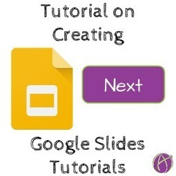 Google Slides: Create a Hyperlink Tutorial - Teacher Tech | Collaborative learning with technology | Scoop.it