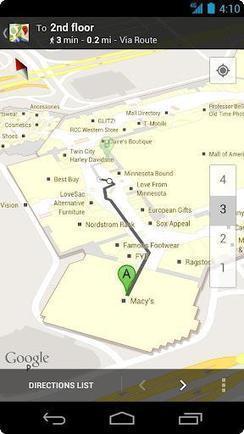 Google Maps para Android recebe actualização   GIS Móvel   Scoop.it