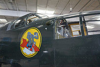 North American B-25 'Mitchell' Bomber - Mitch The Witch | WW2 Bomber - Nose Art | Scoop.it