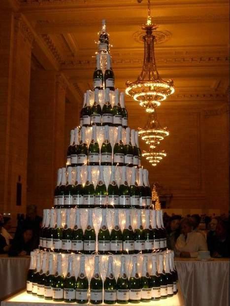 ah! le champagne et ses bulles festives!! Ses atouts santé!! | (en)quête de soi | Scoop.it