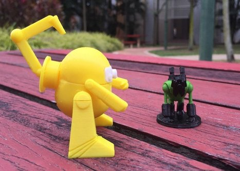 Melding Storytelling, 3D Printing, and Toymaking: Blokko Plans Soft Launch ... - 3DPrint.com | Engaging Storytelling | Scoop.it