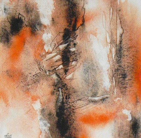 Jean Paul Neglot-Tolgen     Painter    France | VITRINART CHINA ( Vitrinart + ancient and contemporary Chinese arts ) | Scoop.it