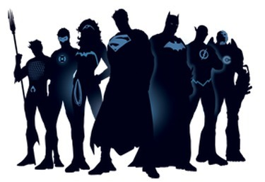 Superman, Batman, Green Lantern And The Justice League Gather To Fight Famine In Africa   Future Of Advertising   Scoop.it