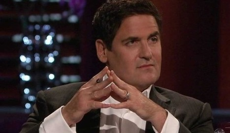 Mark Cuban talks healthcare investing: Soon our bodies will be big math equations | Health, Digital Health, mHealth, Digital Pharma, hcsm latest trends and news (in English) | Scoop.it
