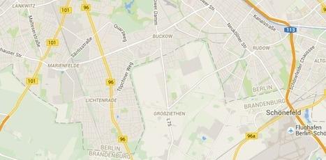 INURU GmbH -Technologiezentrum Berlin Adlershof | Connecting Cities | Scoop.it