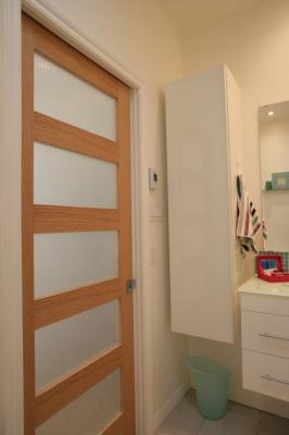 Aménager une petite salle de bain « Déconome | mobilier salle de bain | Scoop.it