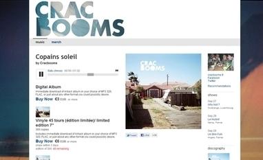 Bandcamp, le Web au diapason des musiciens- Ecrans | L'actualité de la guitare | Scoop.it
