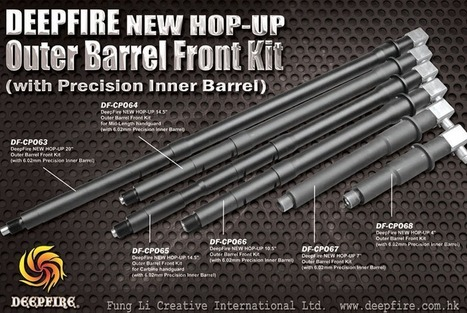 Airsoft Gunfighter: DeepFire: PTW Style Hop-up Kit | Airsoft Showoffs | Scoop.it