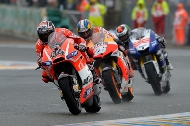 4th and 5th for Ducati @ LE Mans | Ducati news | Scoop.it